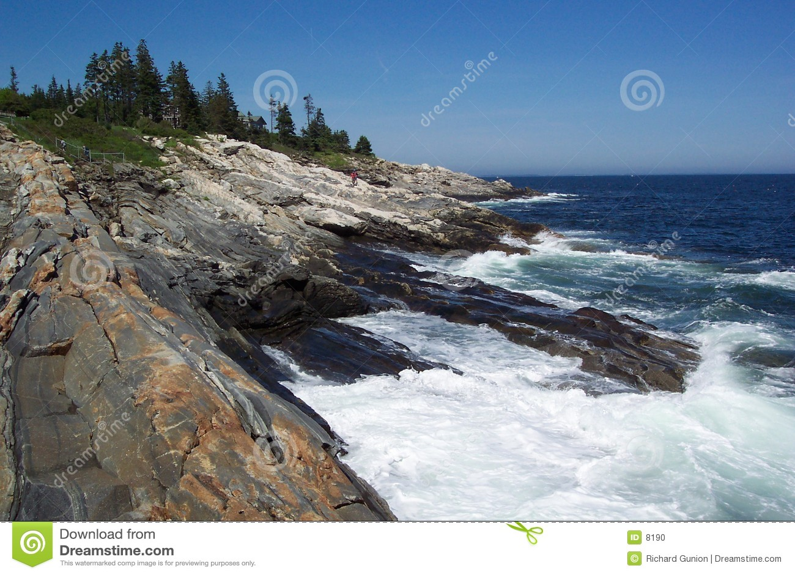Pemaquid岩石