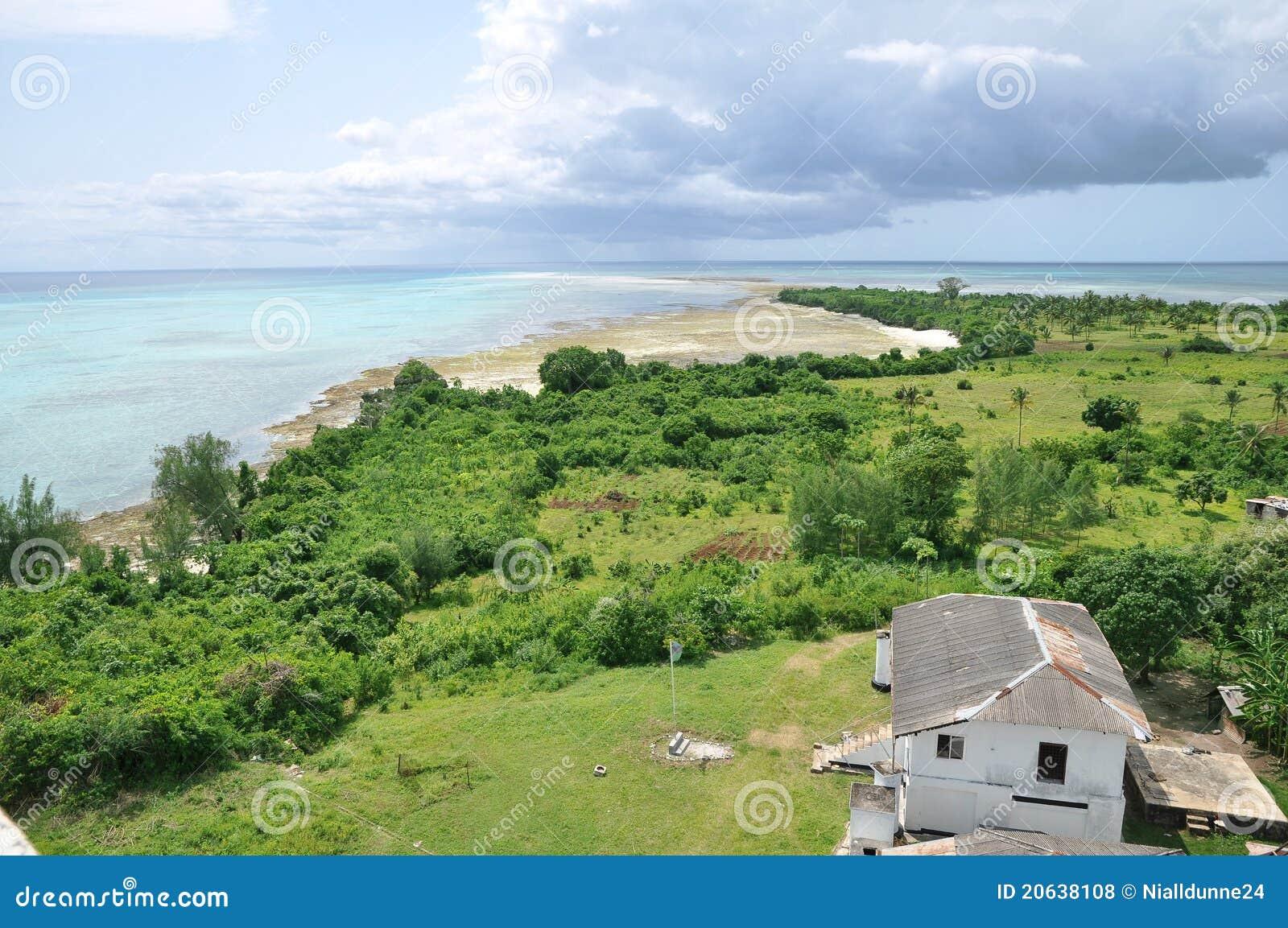 Fly: Zanzibar to Pemba Island