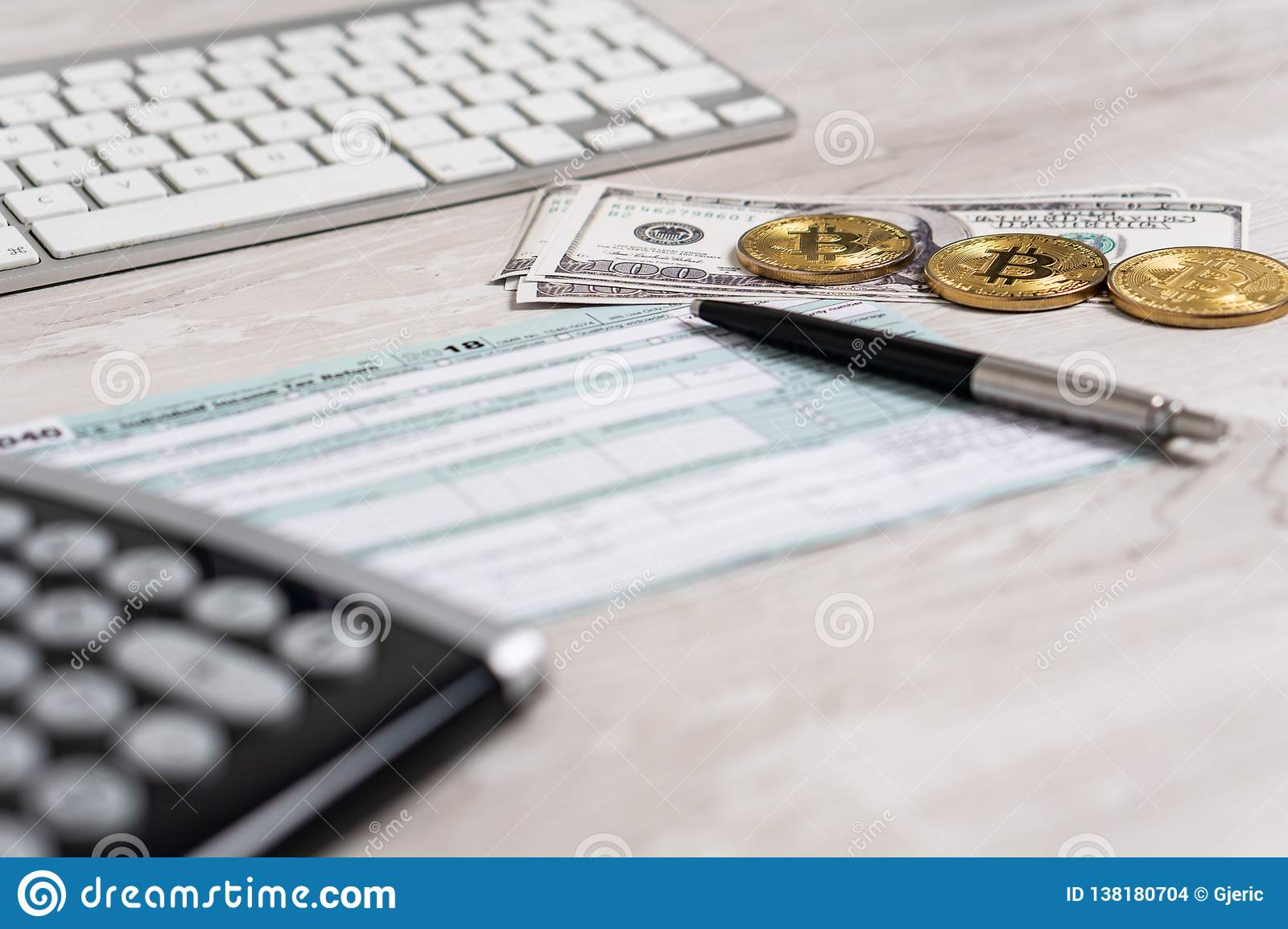 do you pay tax on cryptocurrency calc