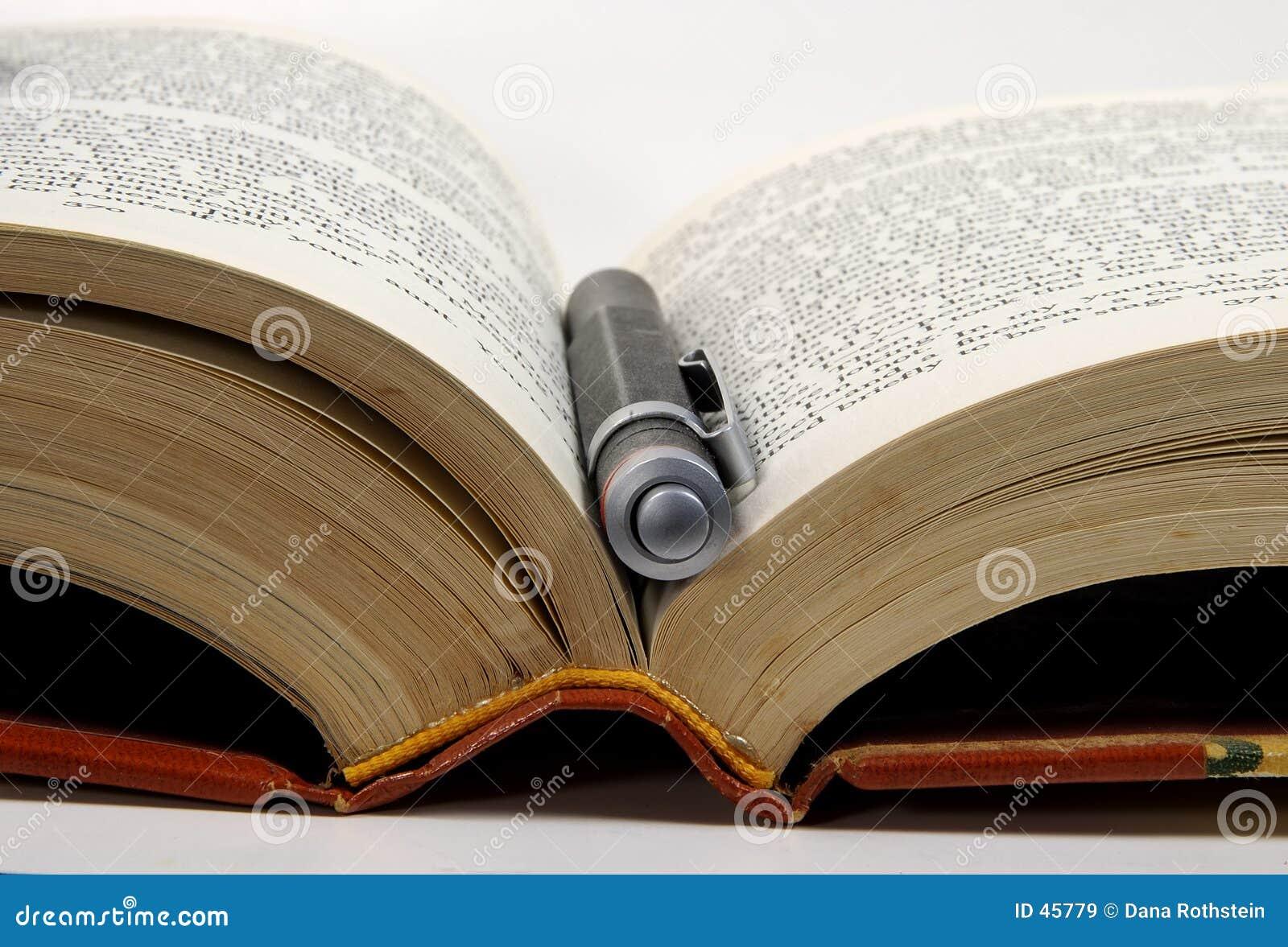 Pen in Boek 2