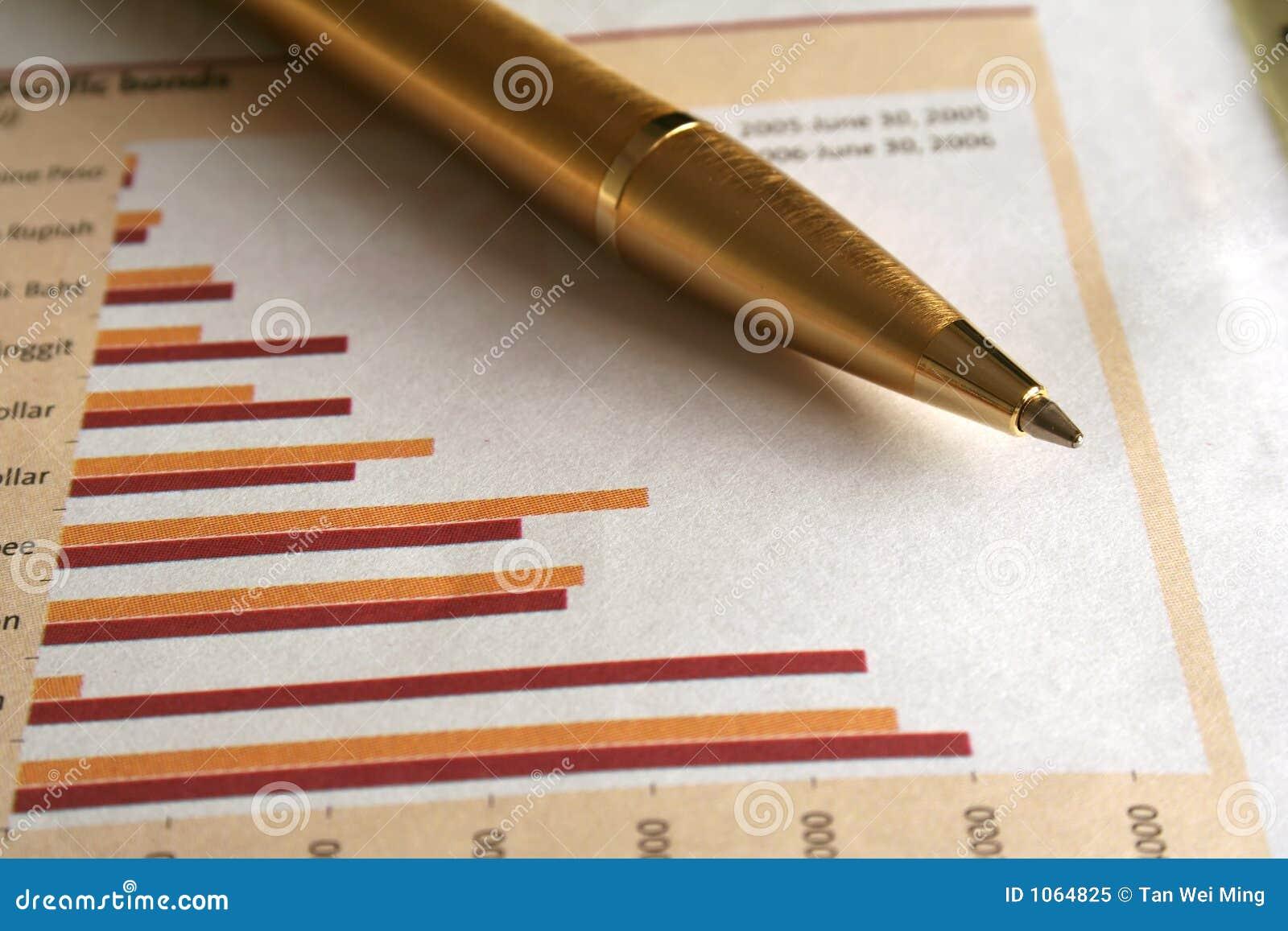 Pen en Grafieken