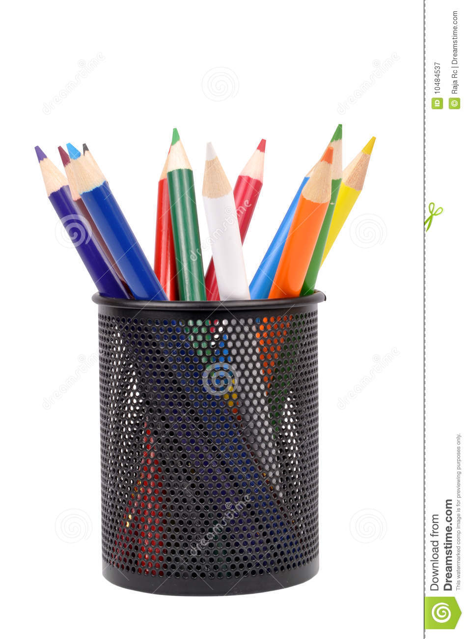 Pen Stand Designs : Pen stand stock image of collection writing
