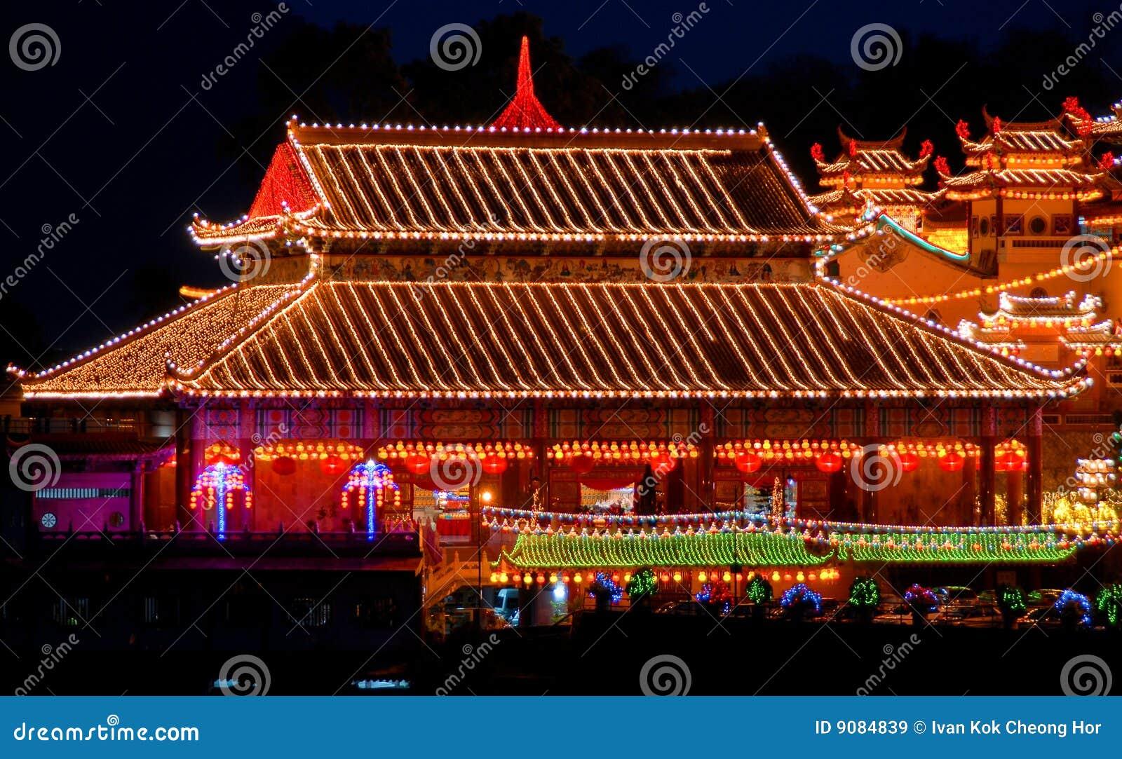 Penang - Tempel des Obersten Glücks (Kek Lok Si)