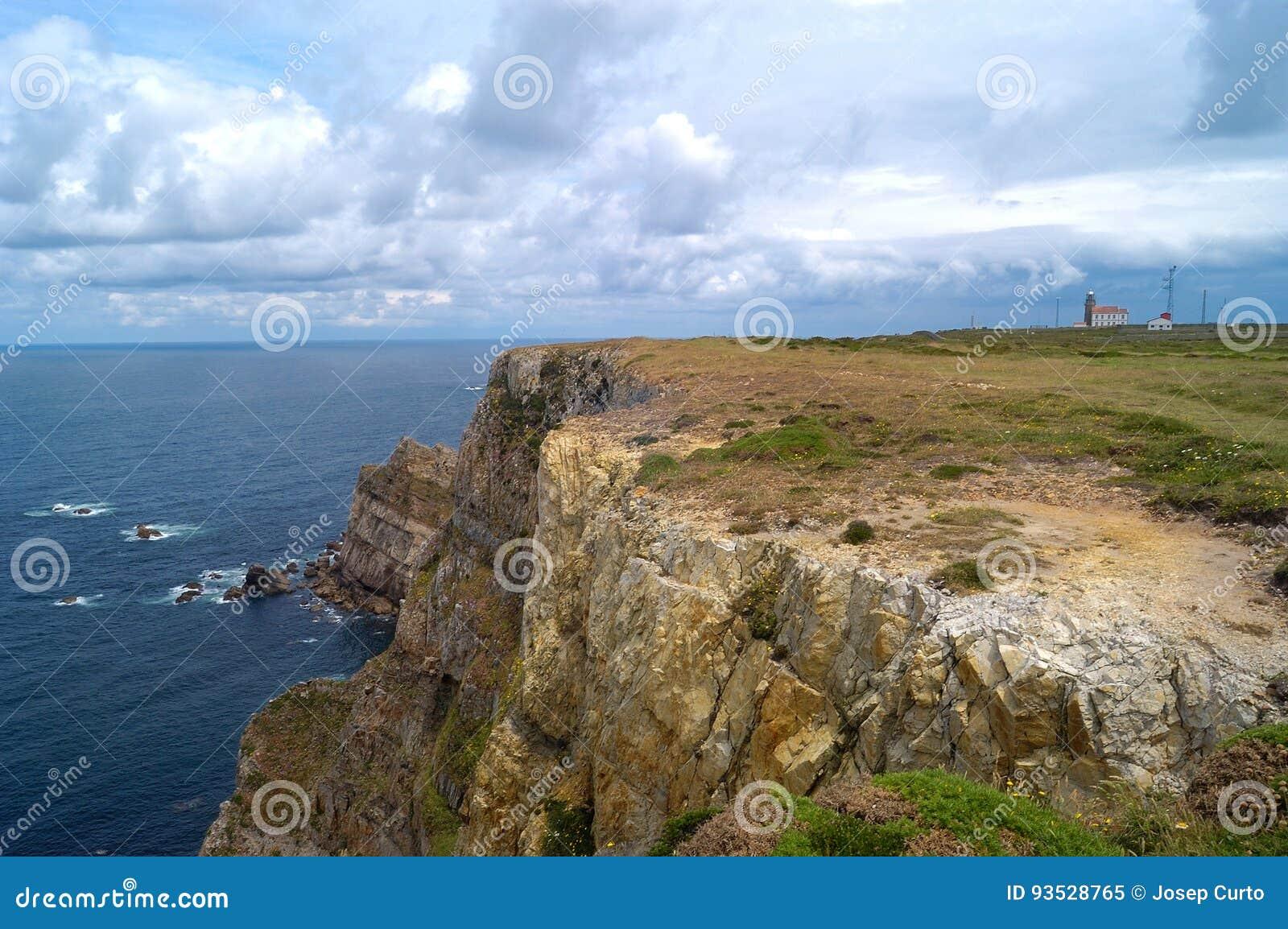 Penaskaap in Asturias,