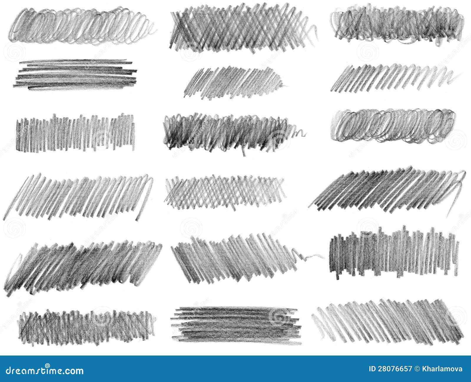 Pencil drawing stock illustration  Illustration of effect