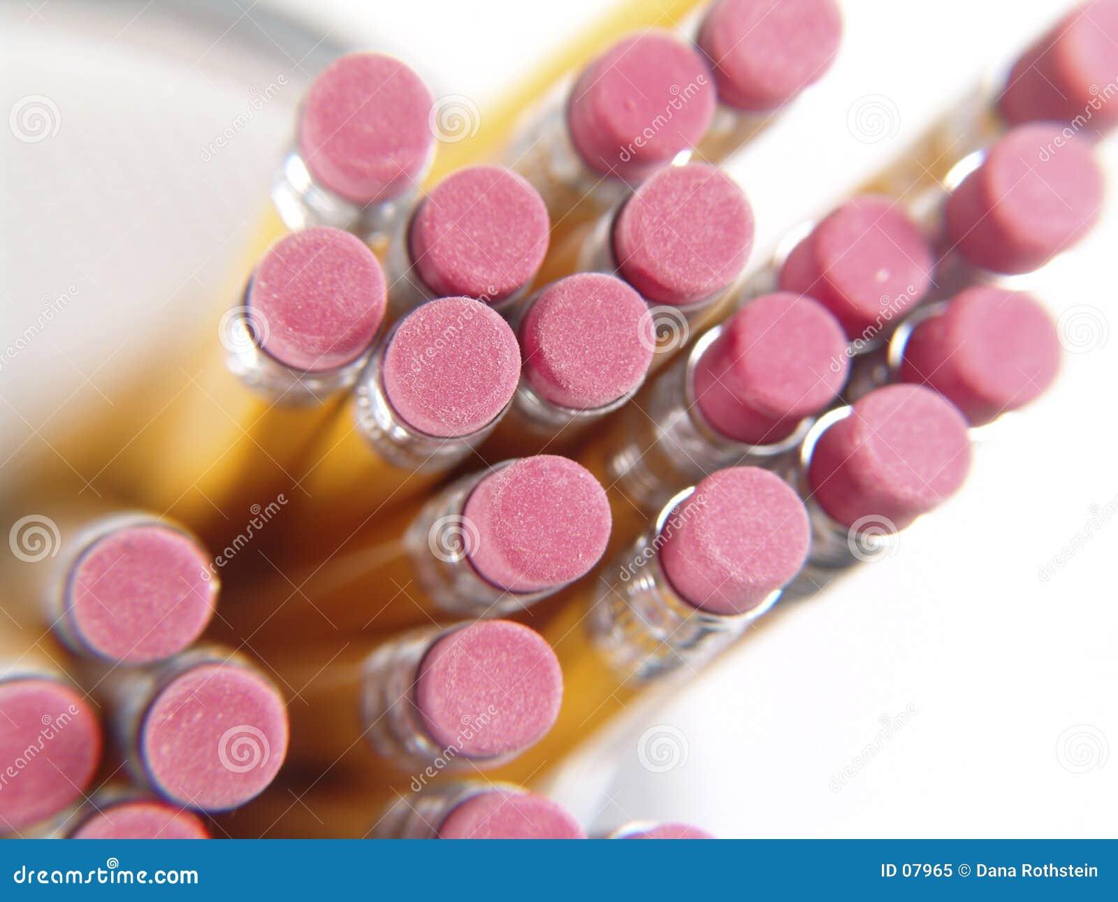 Pencil Erasers 2