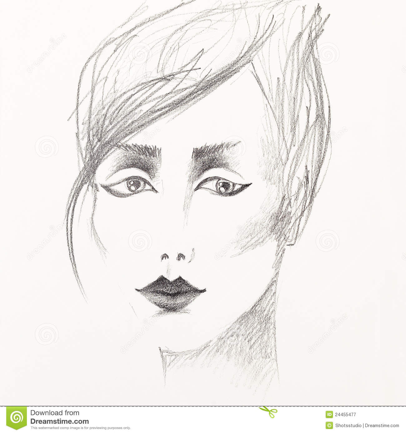 Pencil Sketch Images Free Download
