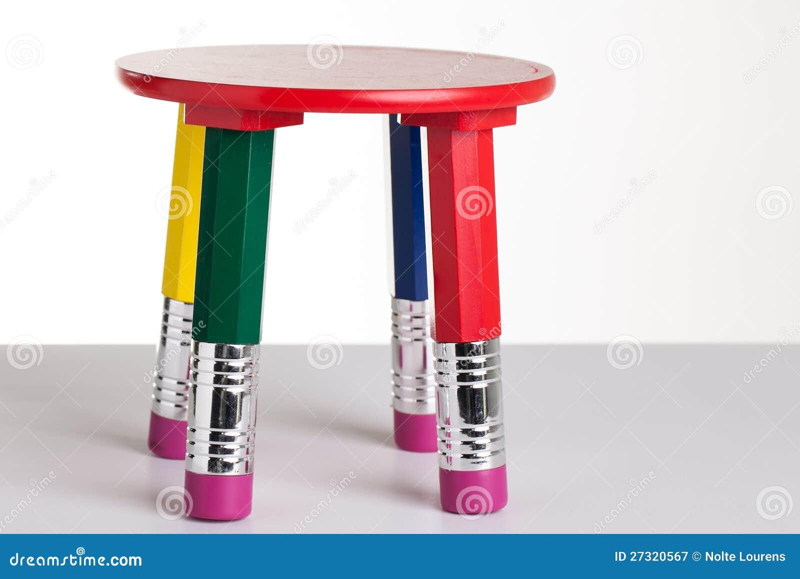 Pencil Table