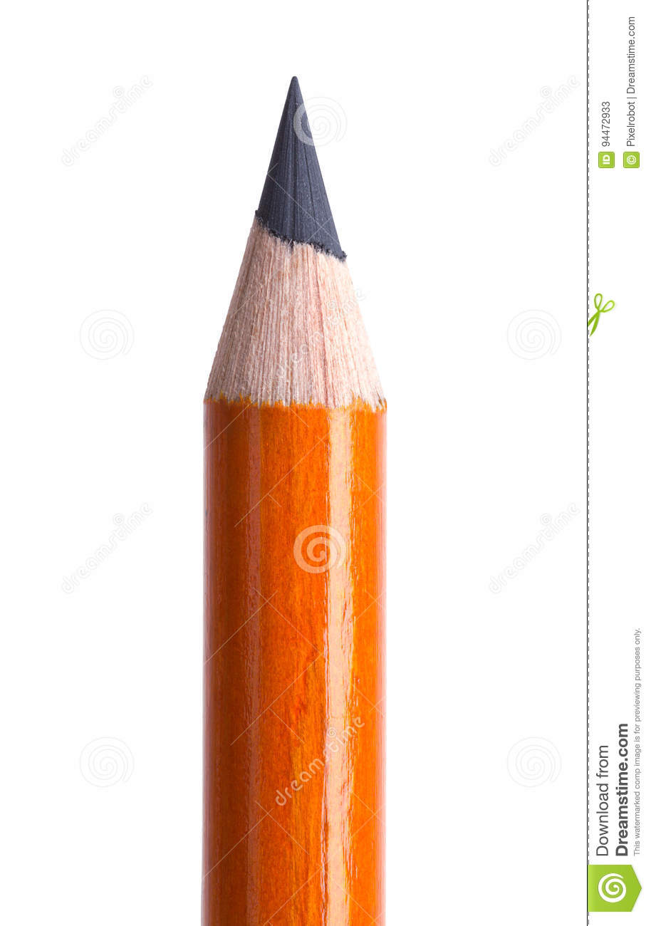 Pencil Top Close Up
