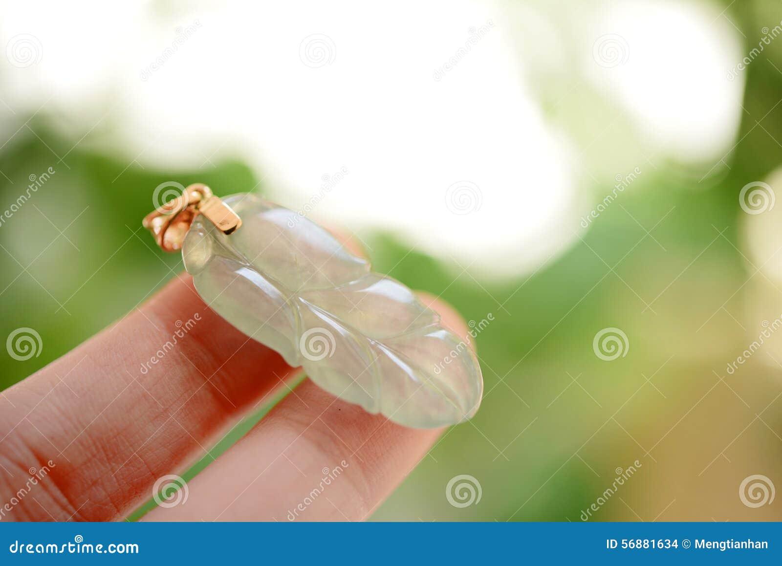 Pendente del pendente della giada