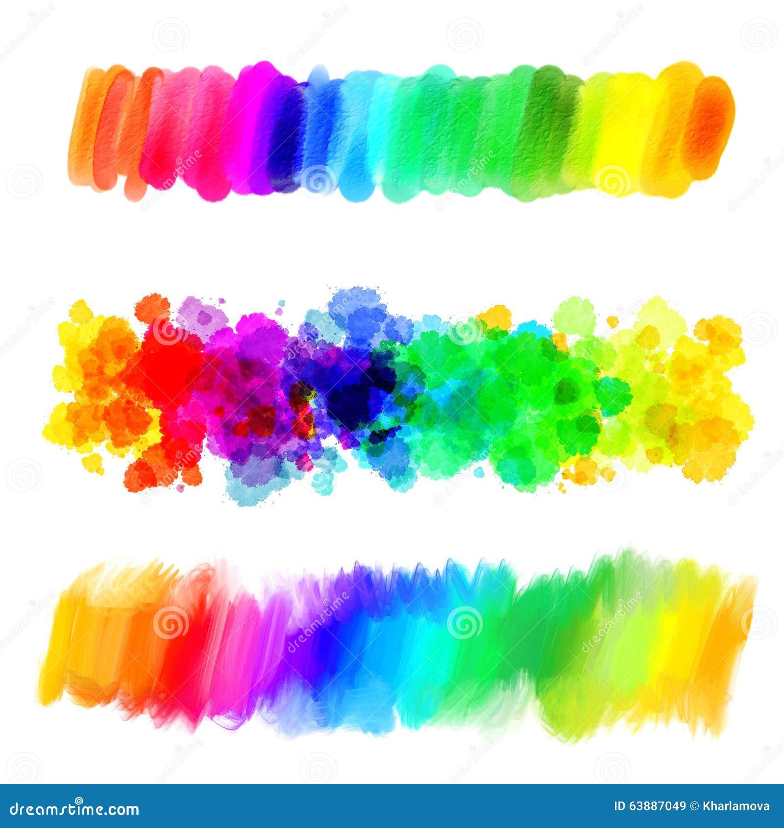 Pendenza dell arcobaleno