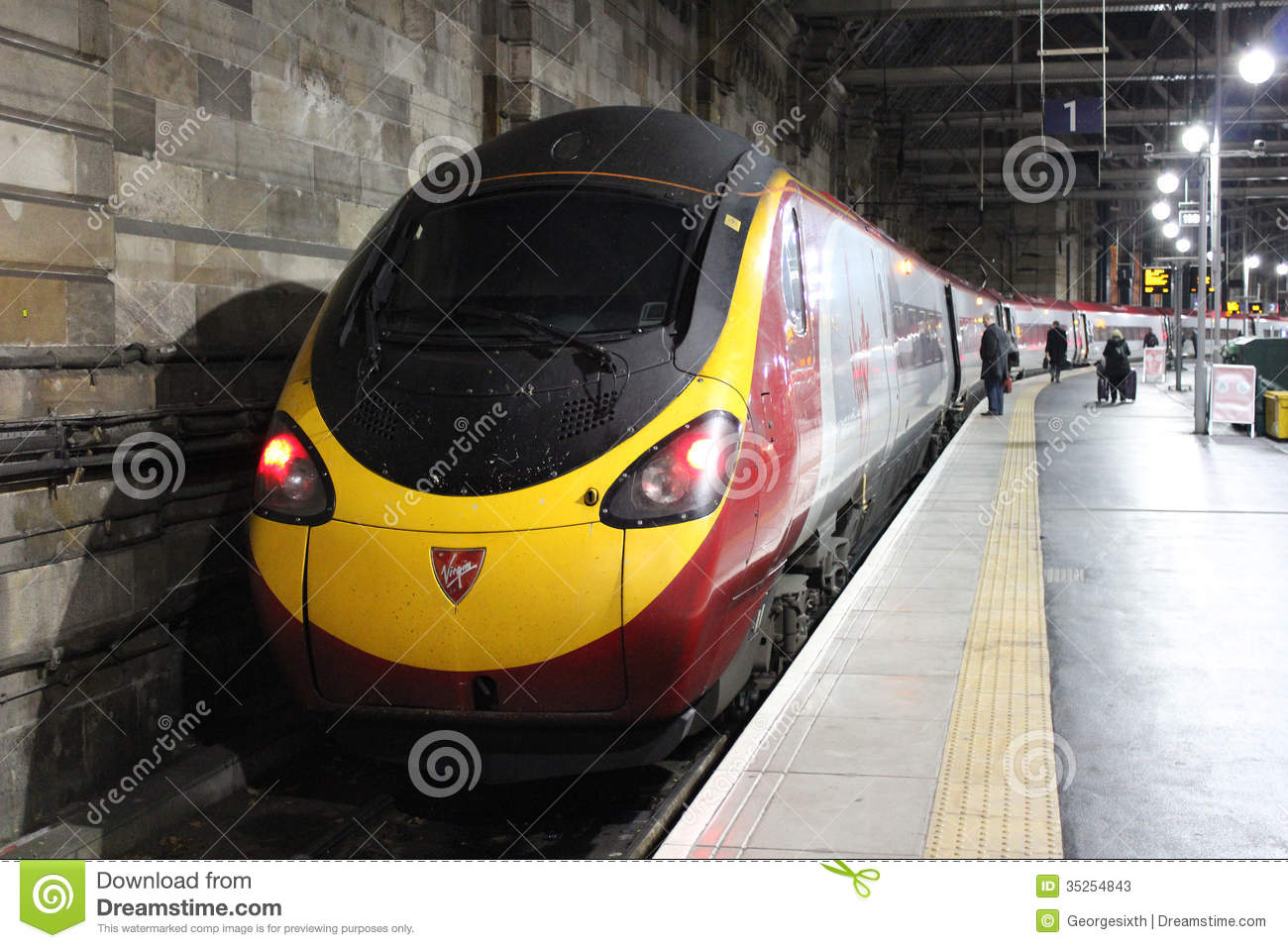 Manchester To Glasgow Train Travel Time