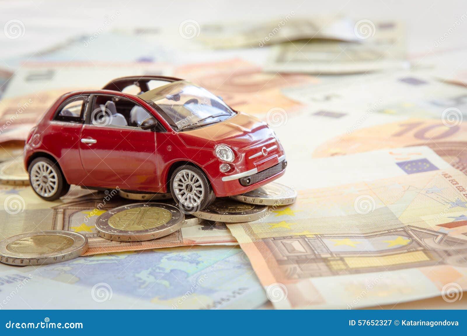 Pengar och bil