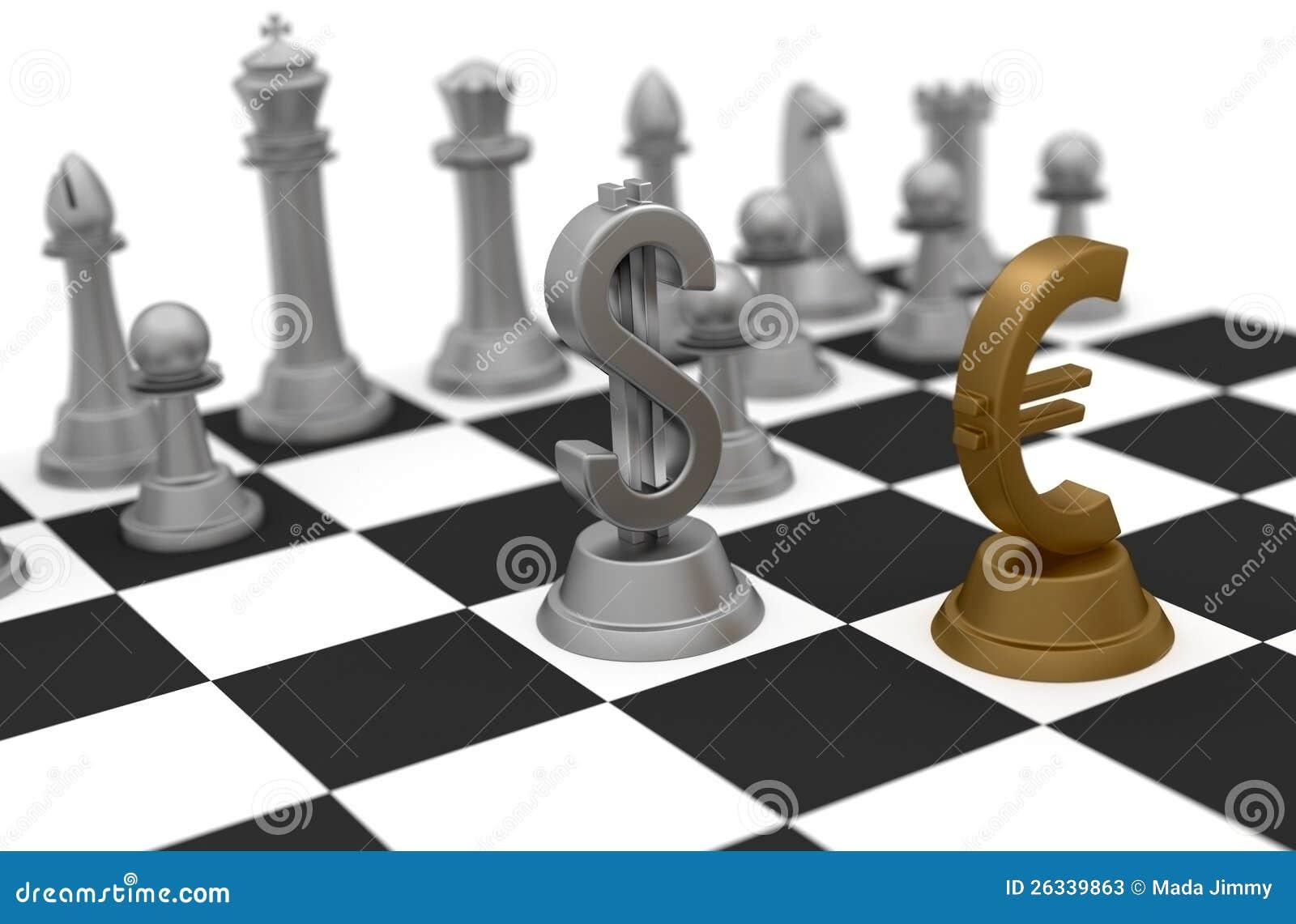 Pengaraffär och strategi