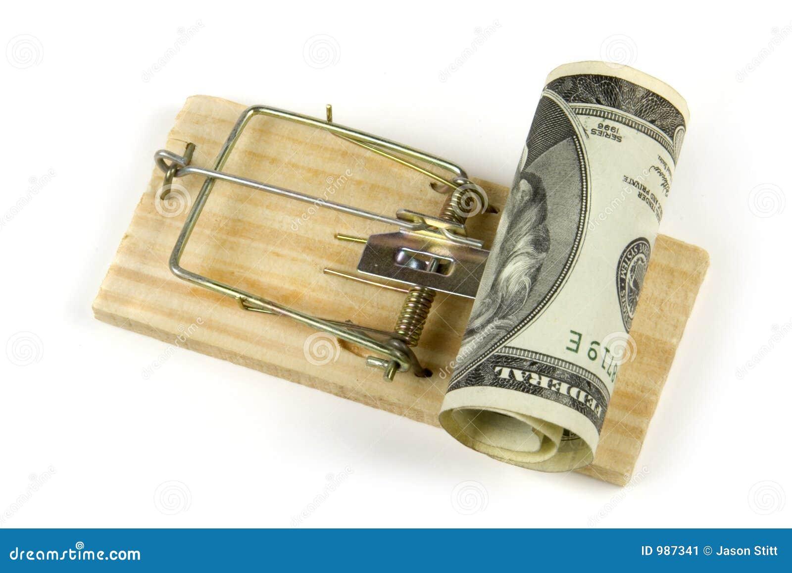 Pengarblockering
