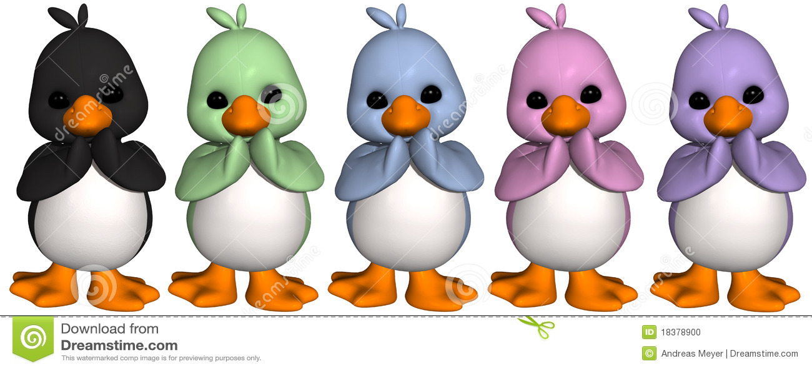 Penguin Toon