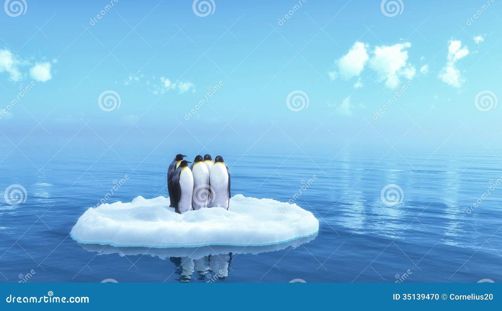 Penguins Stock Photo - Image: 35139470