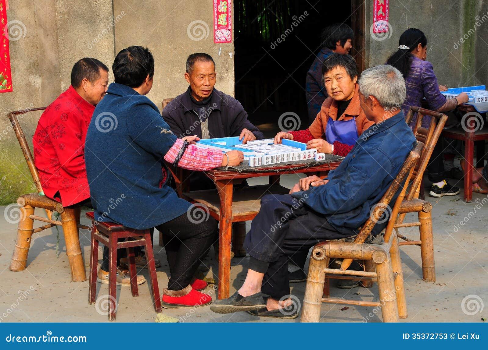 game mah jong