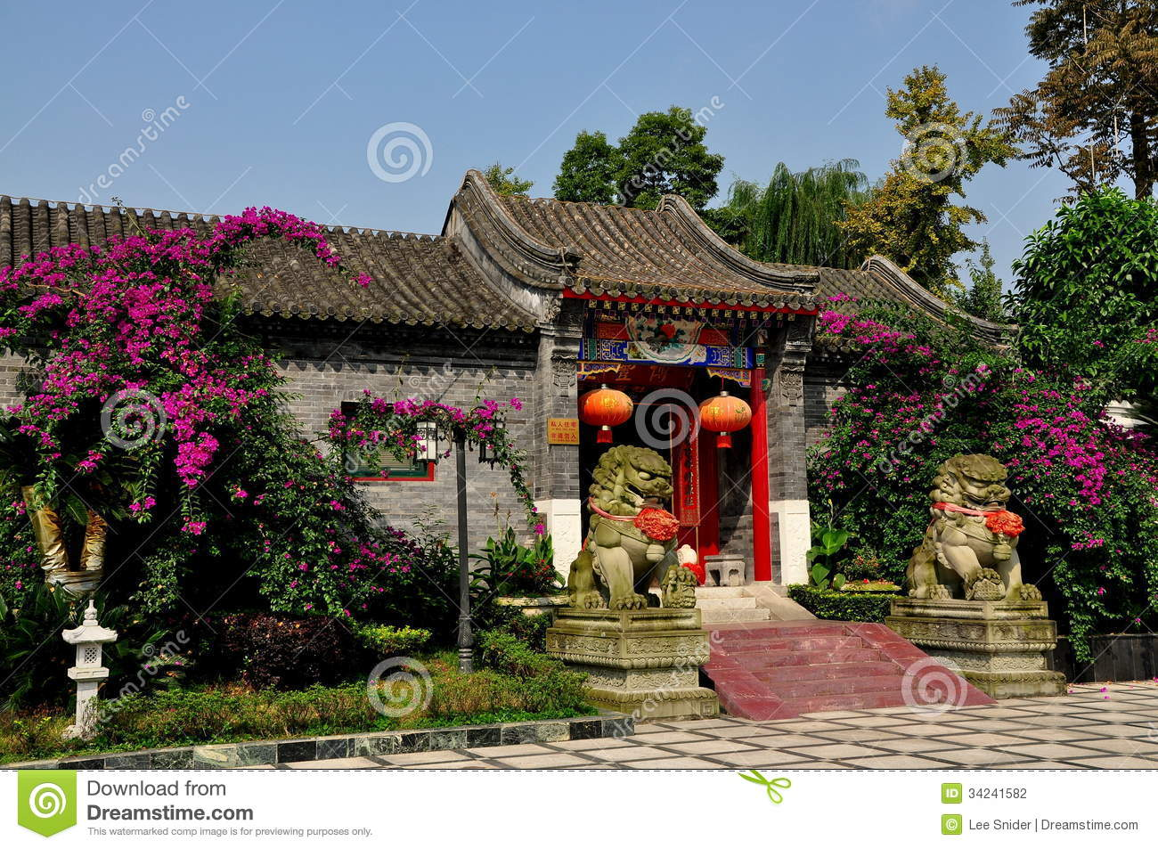 Ancient chinese house designs home design and style for Chinese home designs