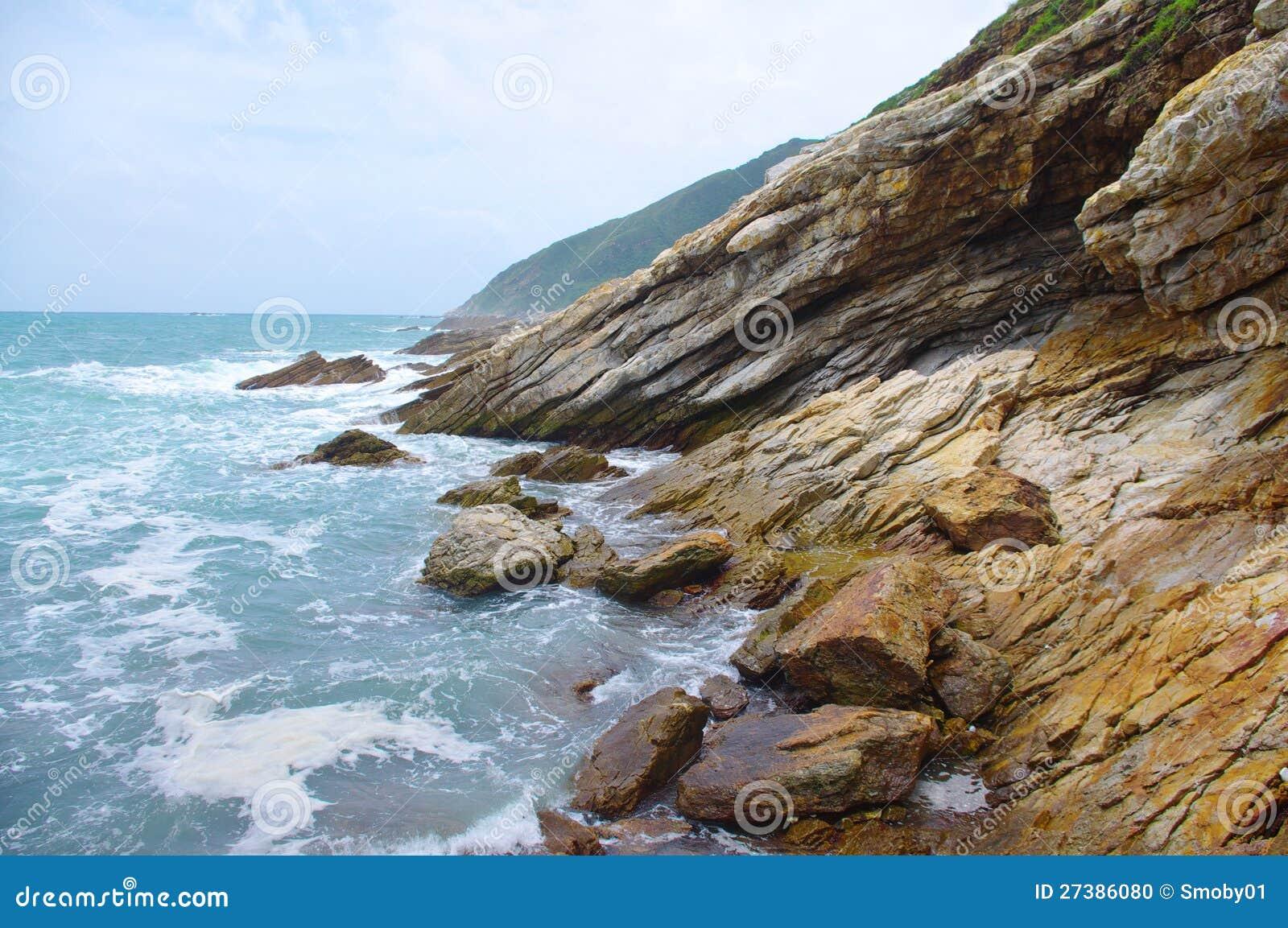 Penhasco do beira-mar