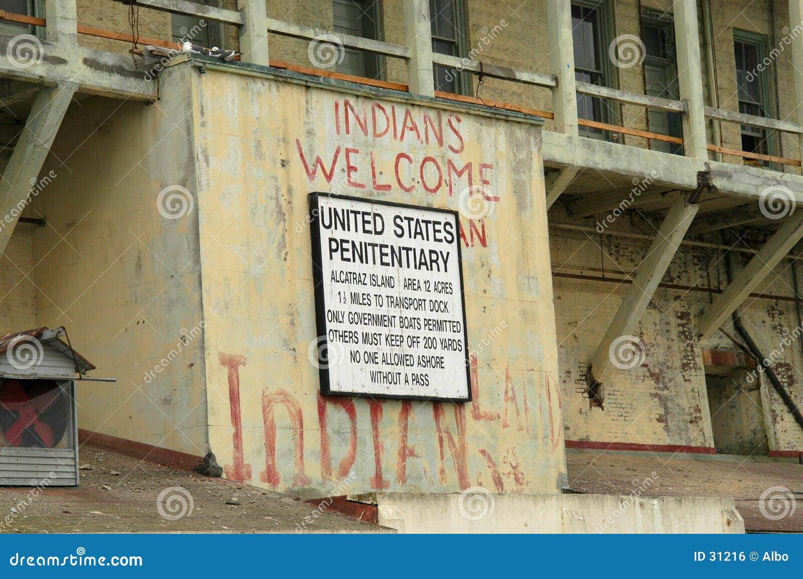 Penitentiary van Alcatraz