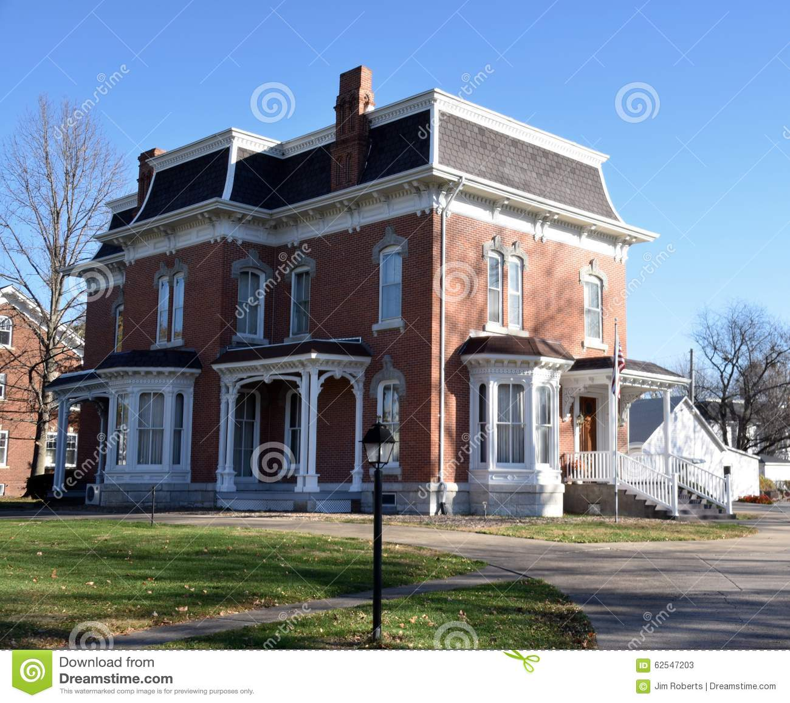 Penn house foto de archivo editorial imagen 62547203 for Penns fish house