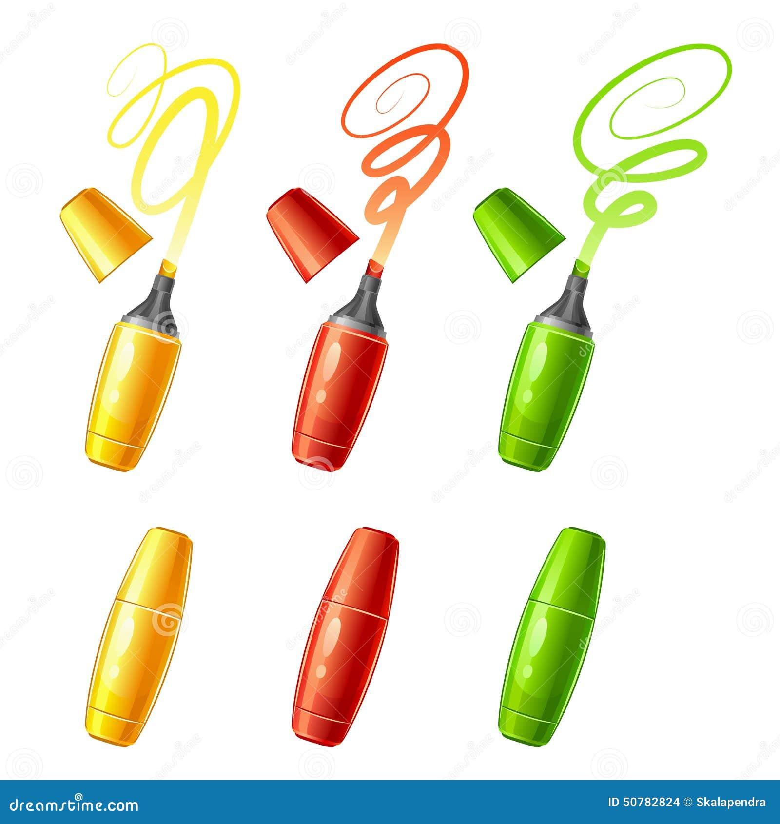 Penna för filtspets