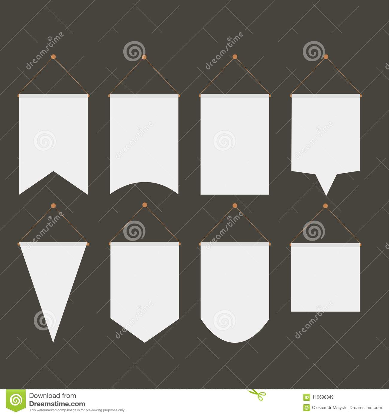librecad templates download - blank pennant template gallery template design ideas
