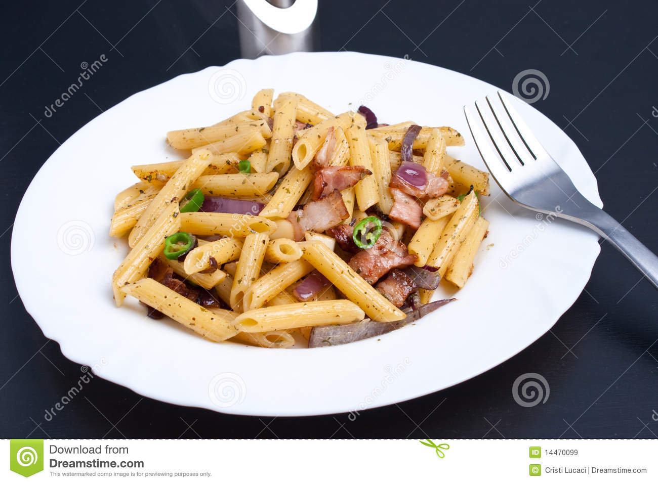 Penne Royalty Free Stock Images - Image: 14470099