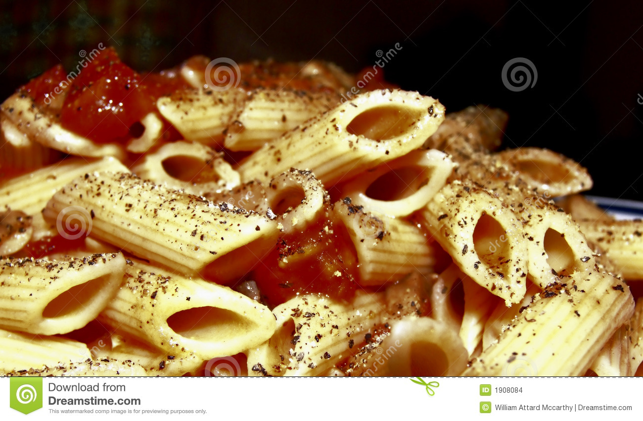 Penne all 39 amatricciana stock images image 1908084 for All about italian cuisine