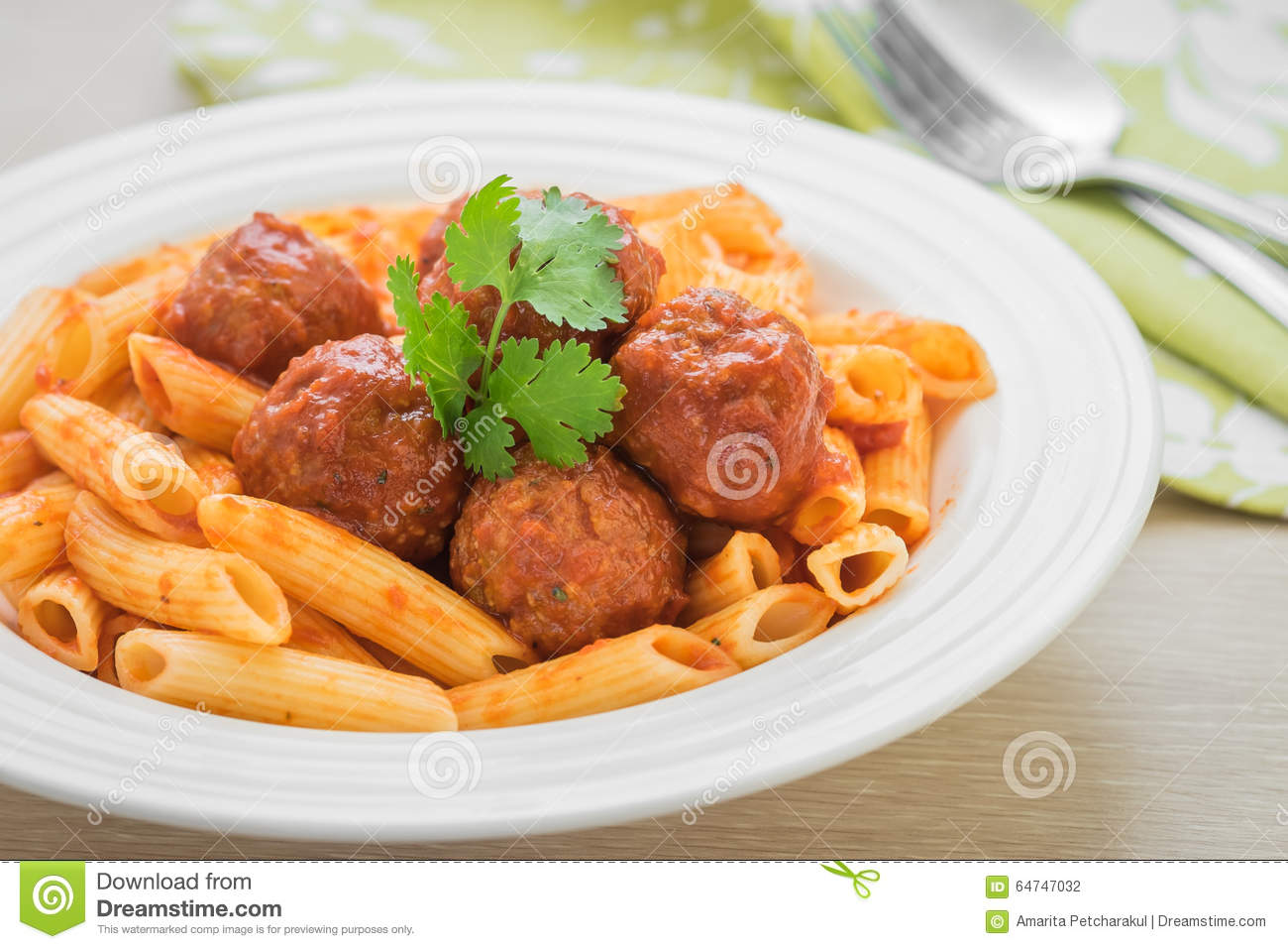 how to make penne pasta with spaghetti sauce