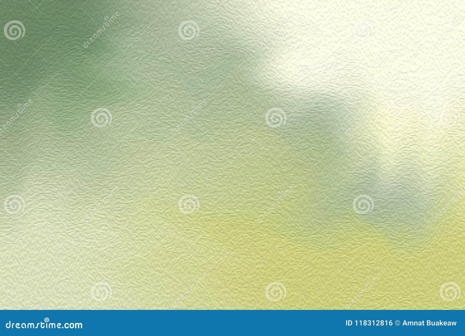 Pennello luminoso verde di arte sul fondo di carta di struttura, pastello acrilico della carta da parati di colore di acqua di mu