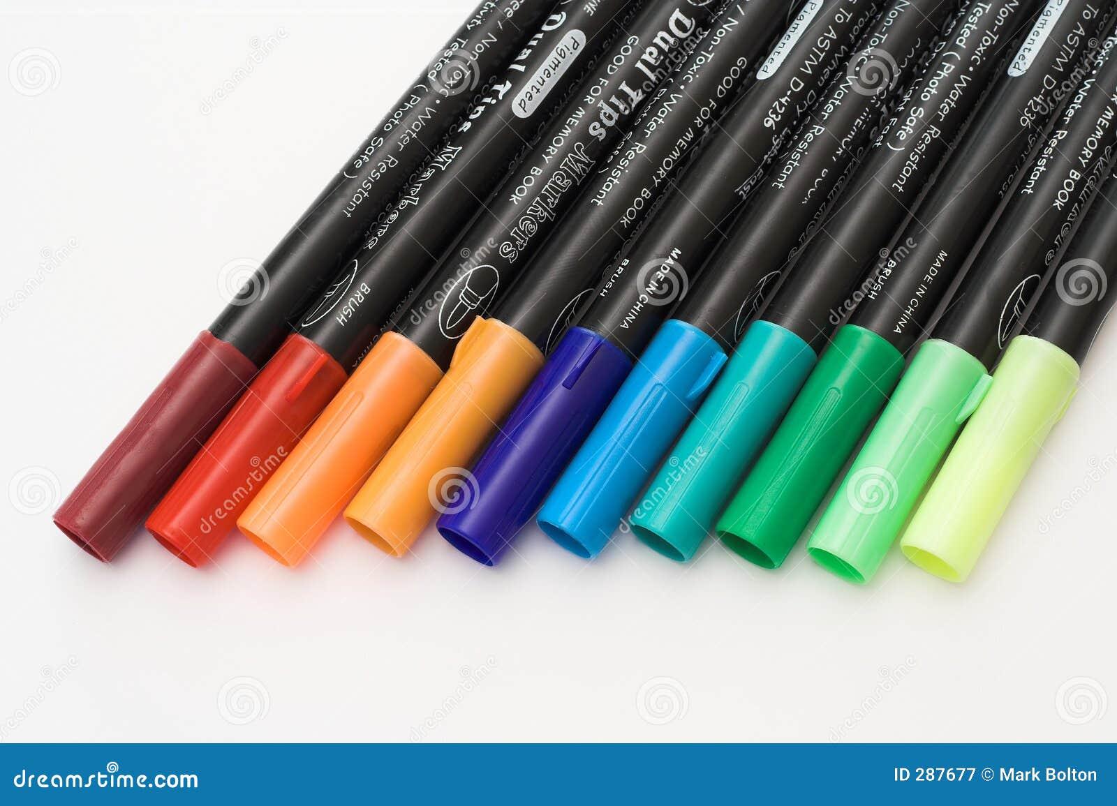 Pennen.