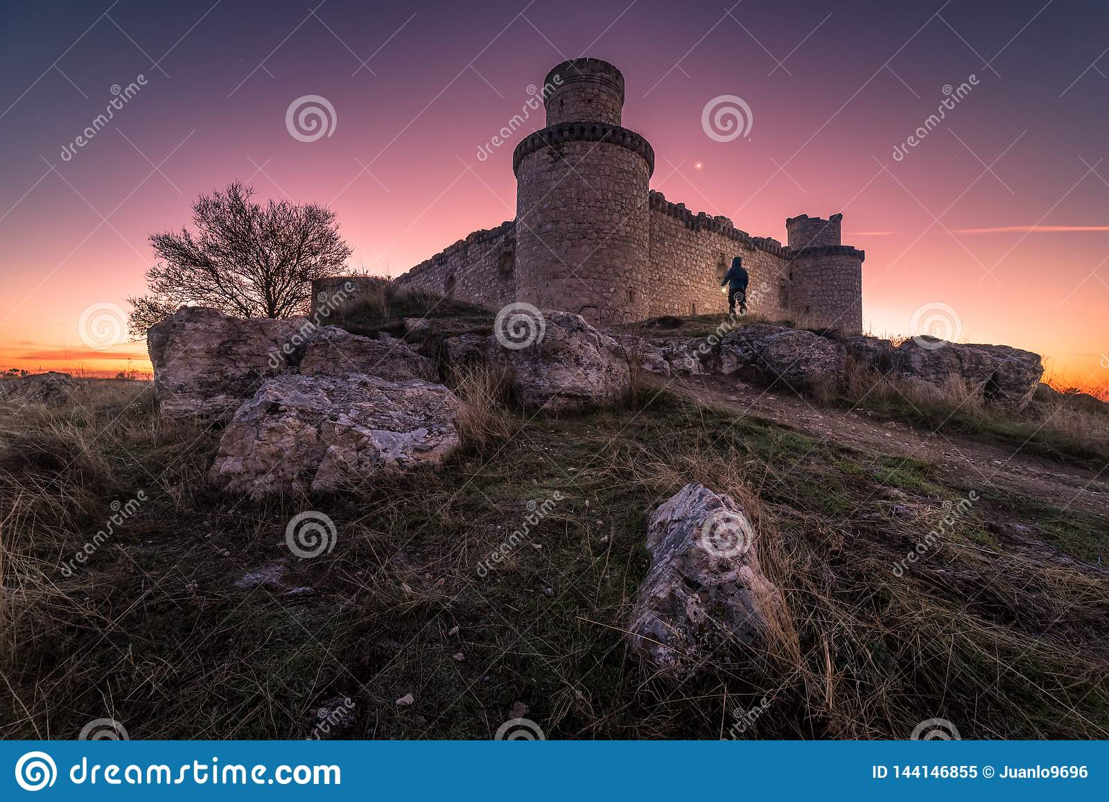 Penombra nel castello