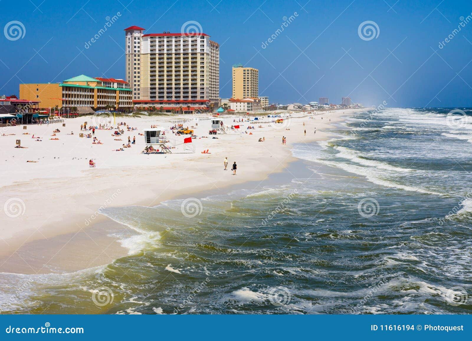 Pensacola beach in florida stock images image 11616194 for Architectural concepts pensacola florida