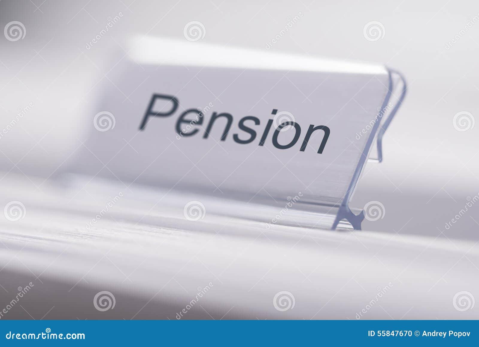 Pension Royalty-Free Stock Photography | CartoonDealer.com ...
