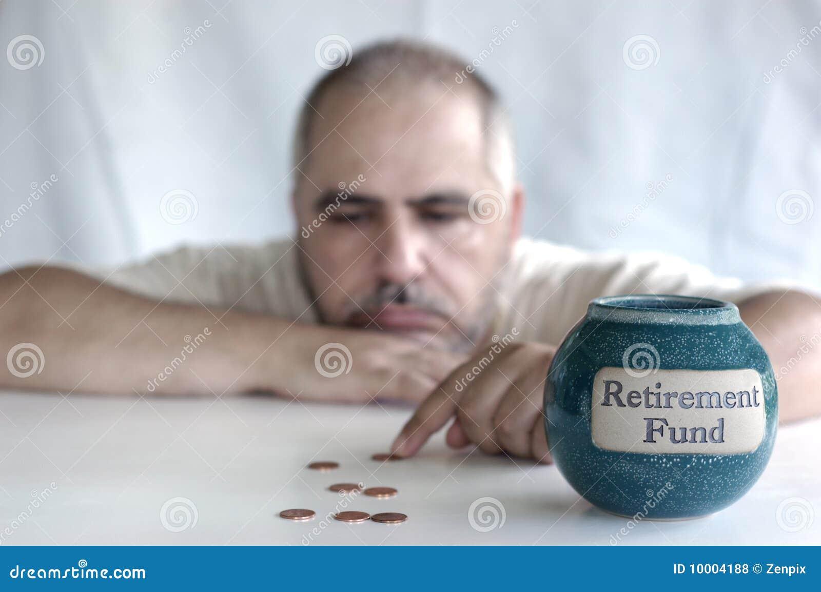 Pensionsfonds Bankrupt