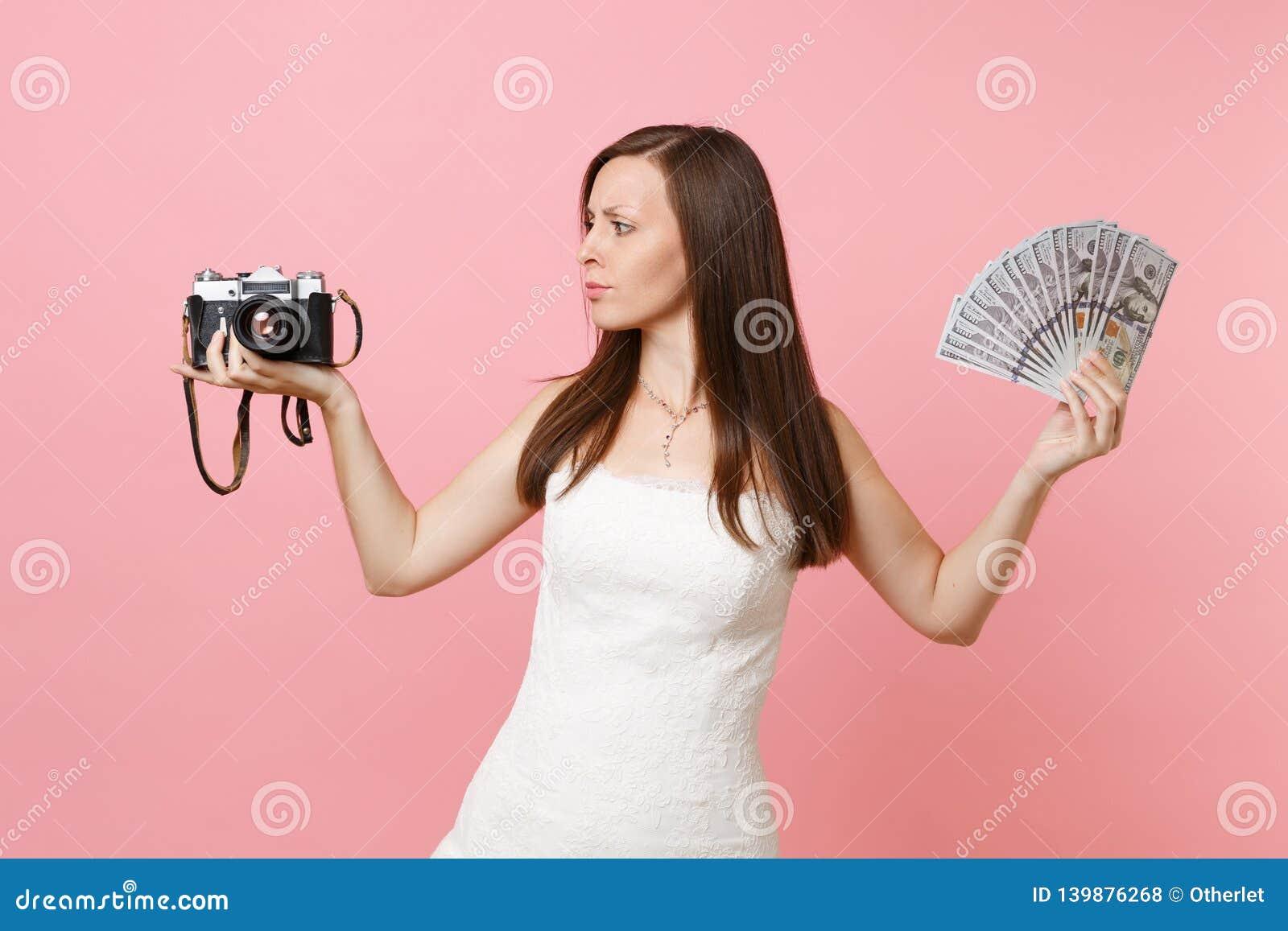 Money Wedding Dresses