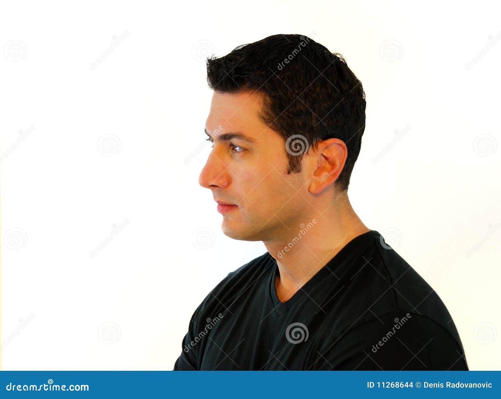 Guy Pensive Look 85
