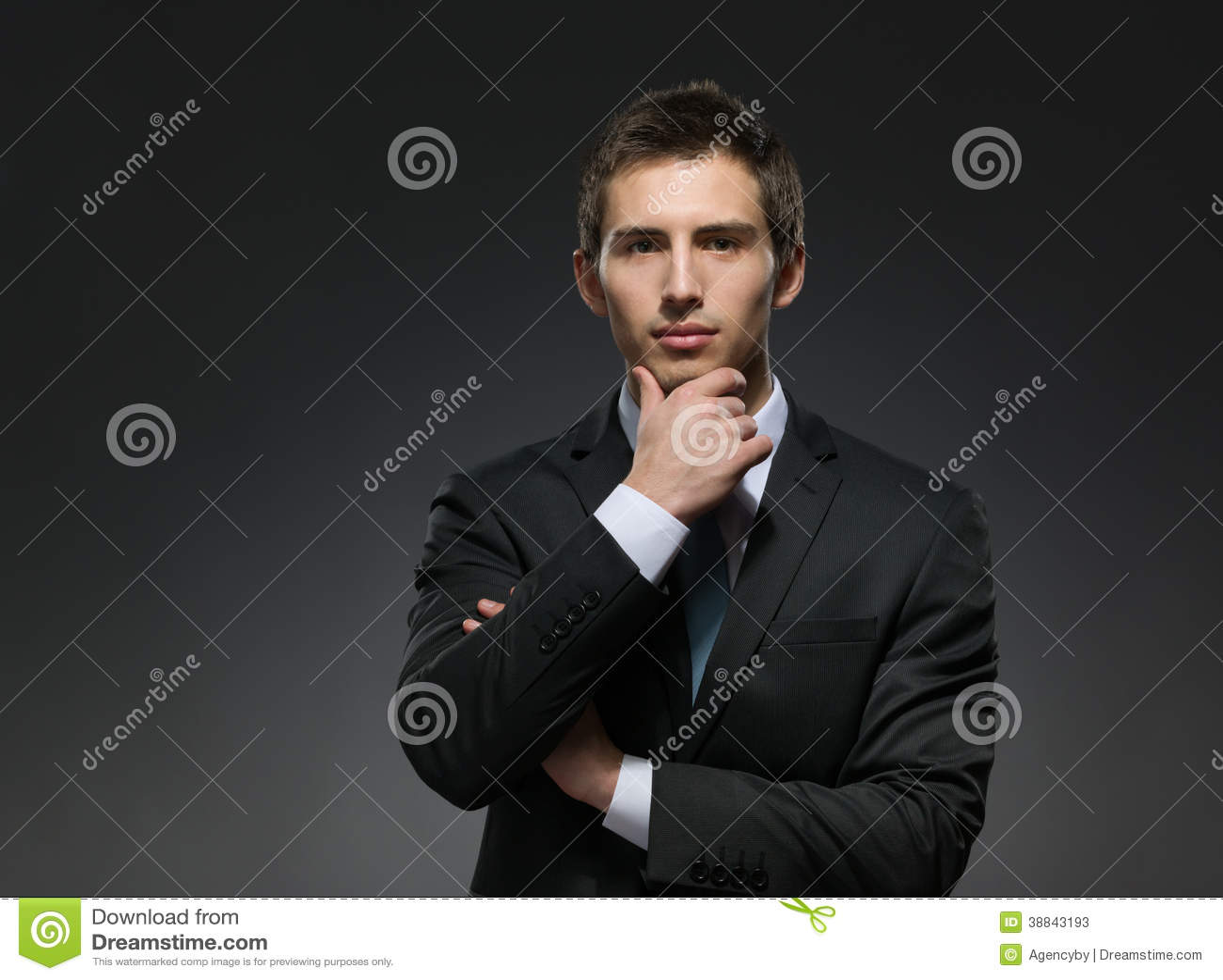 Guy Face Pensive