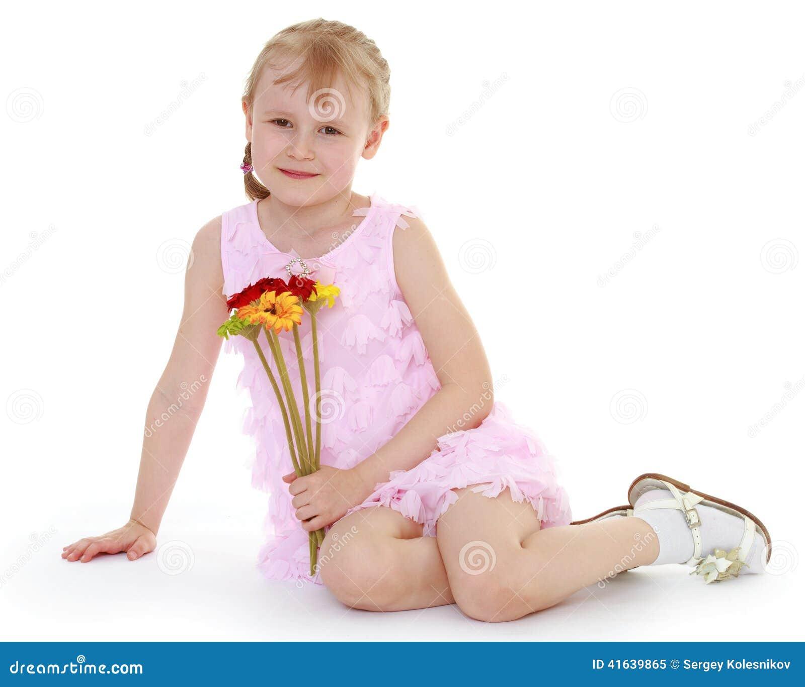 Pensive Young Girl Stock Photo Image 41639865