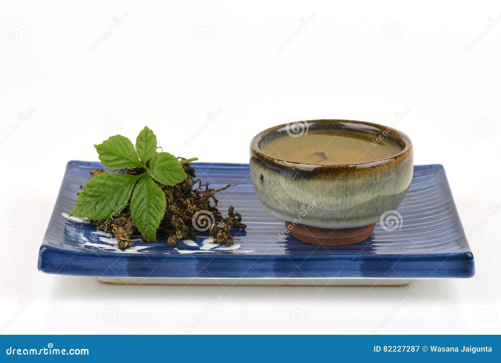 Pentaphyllum Thunb Makino Gynostemma имени Jiaogulan китайское