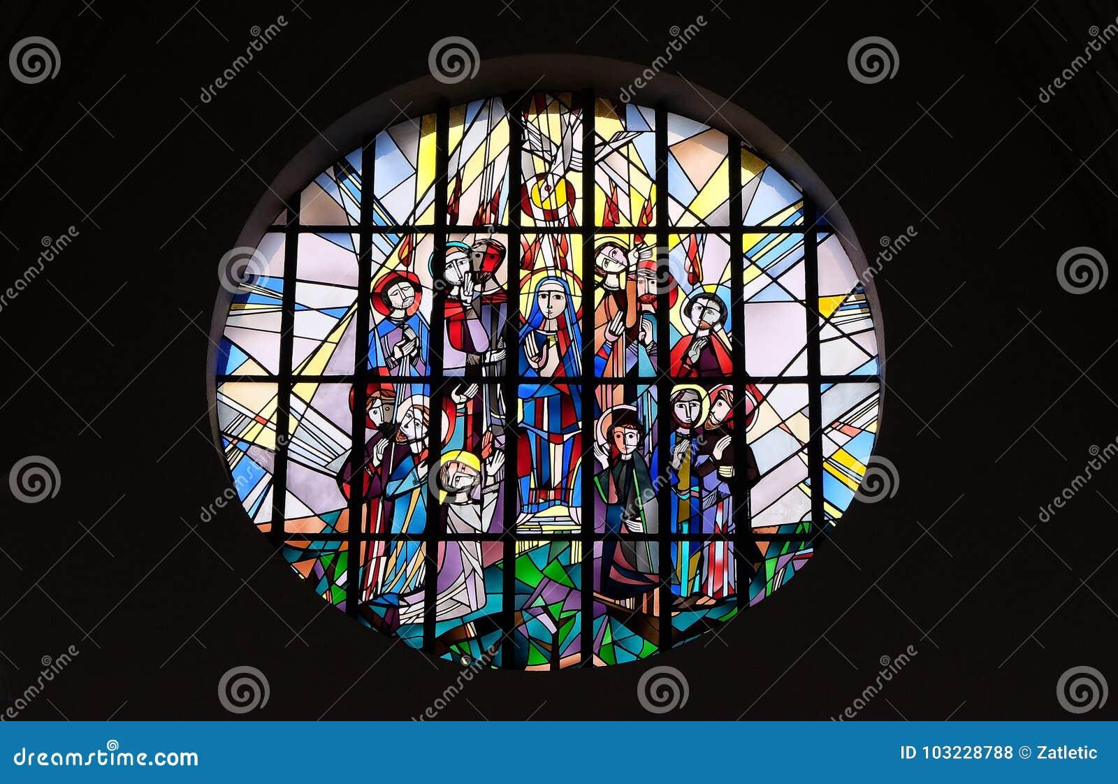 Pentecost, κάθοδος του ιερού πνεύματος