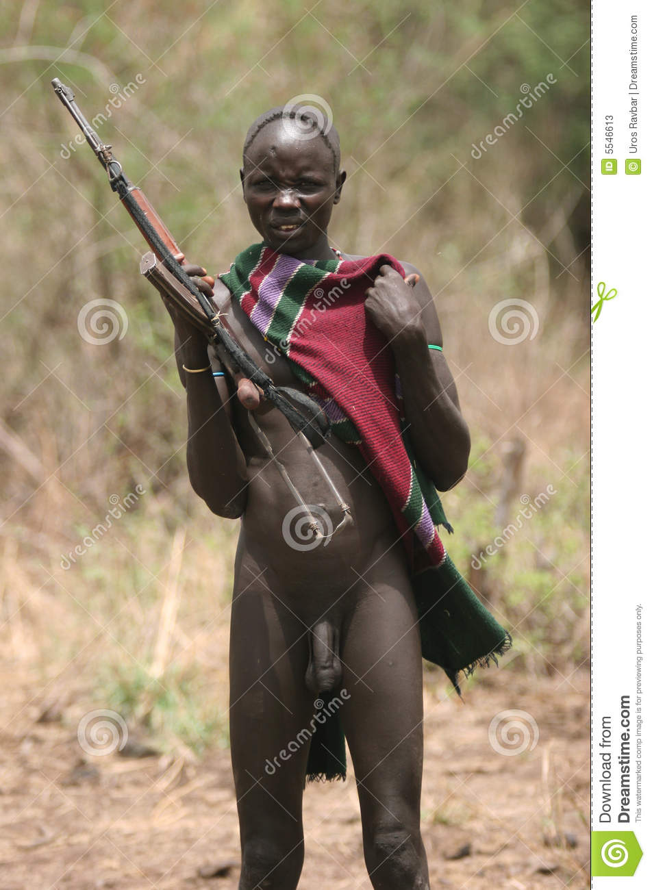 Nude African People 69