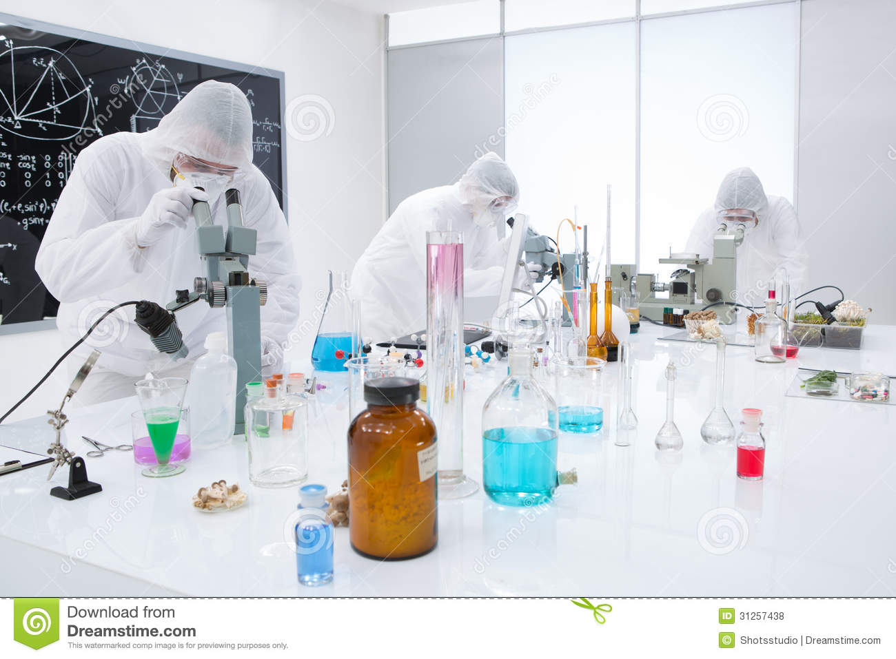 observing chemical reactions can be used In this lab, students will address the concepts of chemical reactions, evidence for a chemical reaction, and devising hypotheses and experimental trials time required: 2 53-minute class periods (about 2/3 of each class were used.