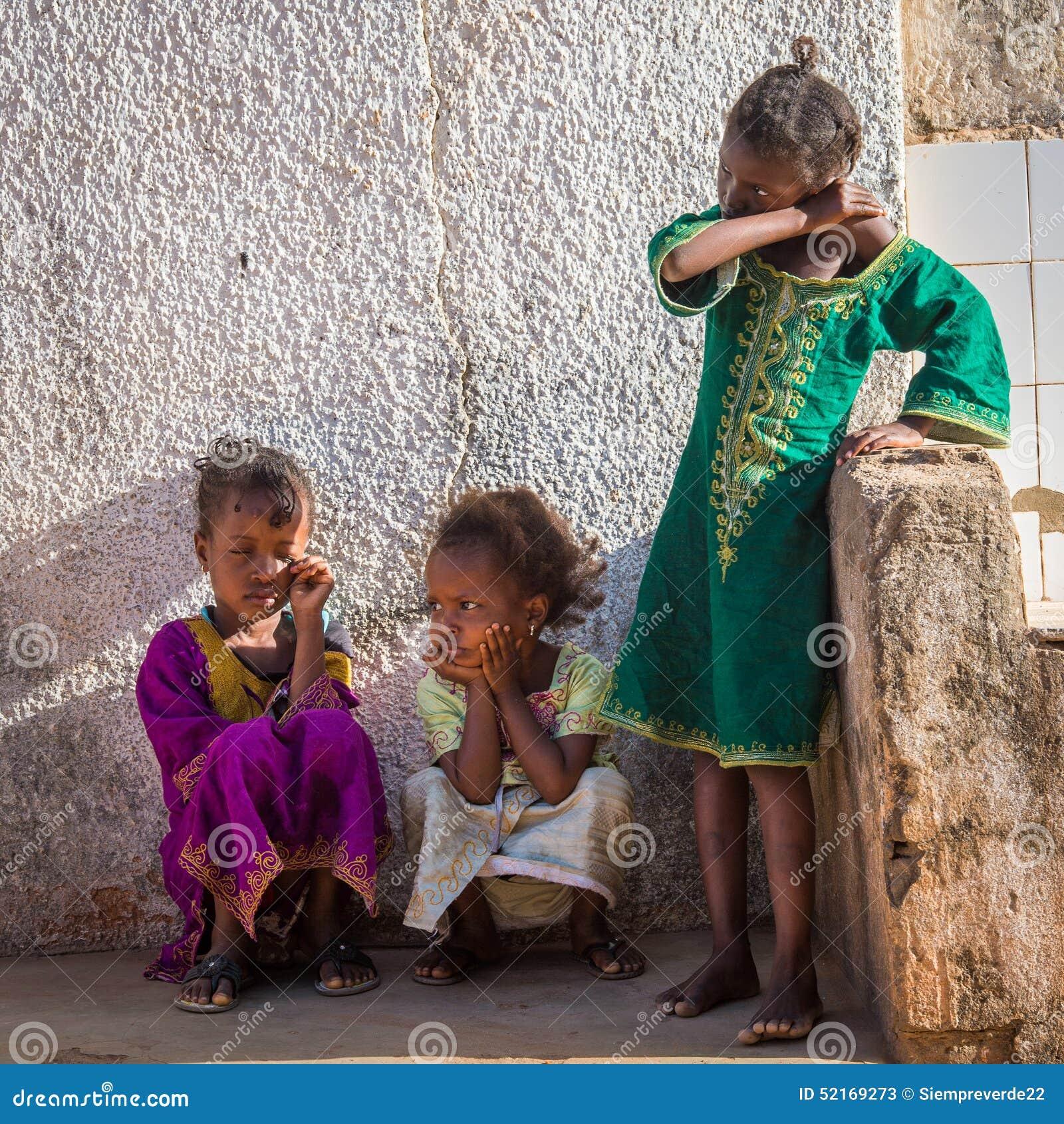 Girls gambia Female Genital