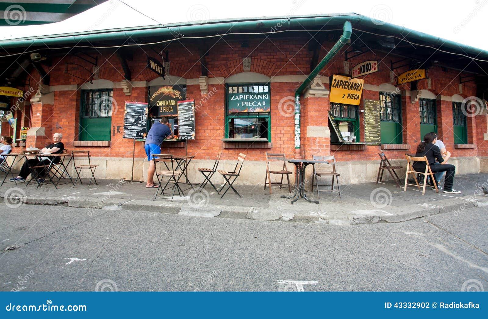 Krakow Poland Street Food