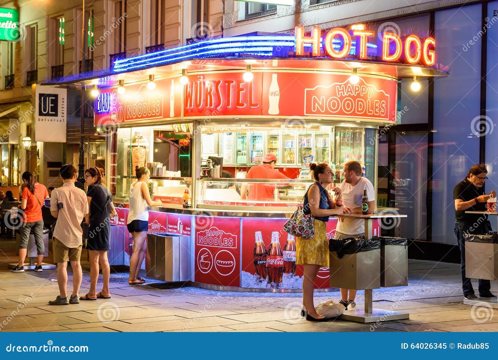 Buying A Hot Dog Cart Business
