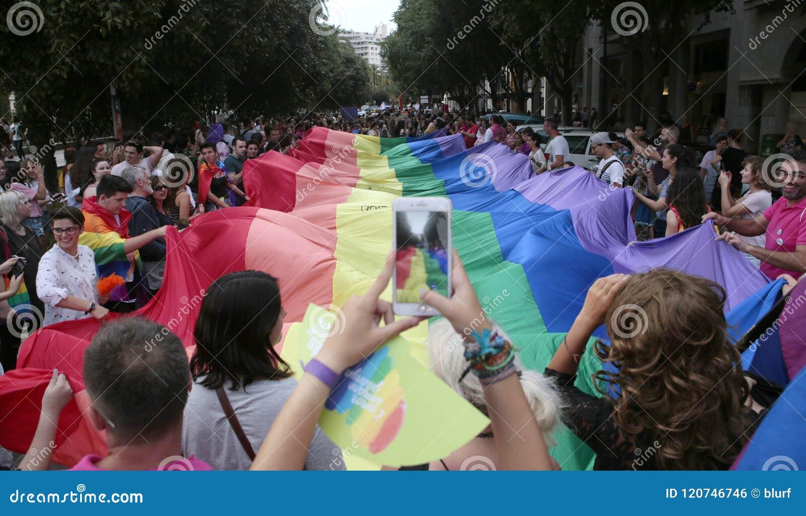 orgullo gay palma de mallorca