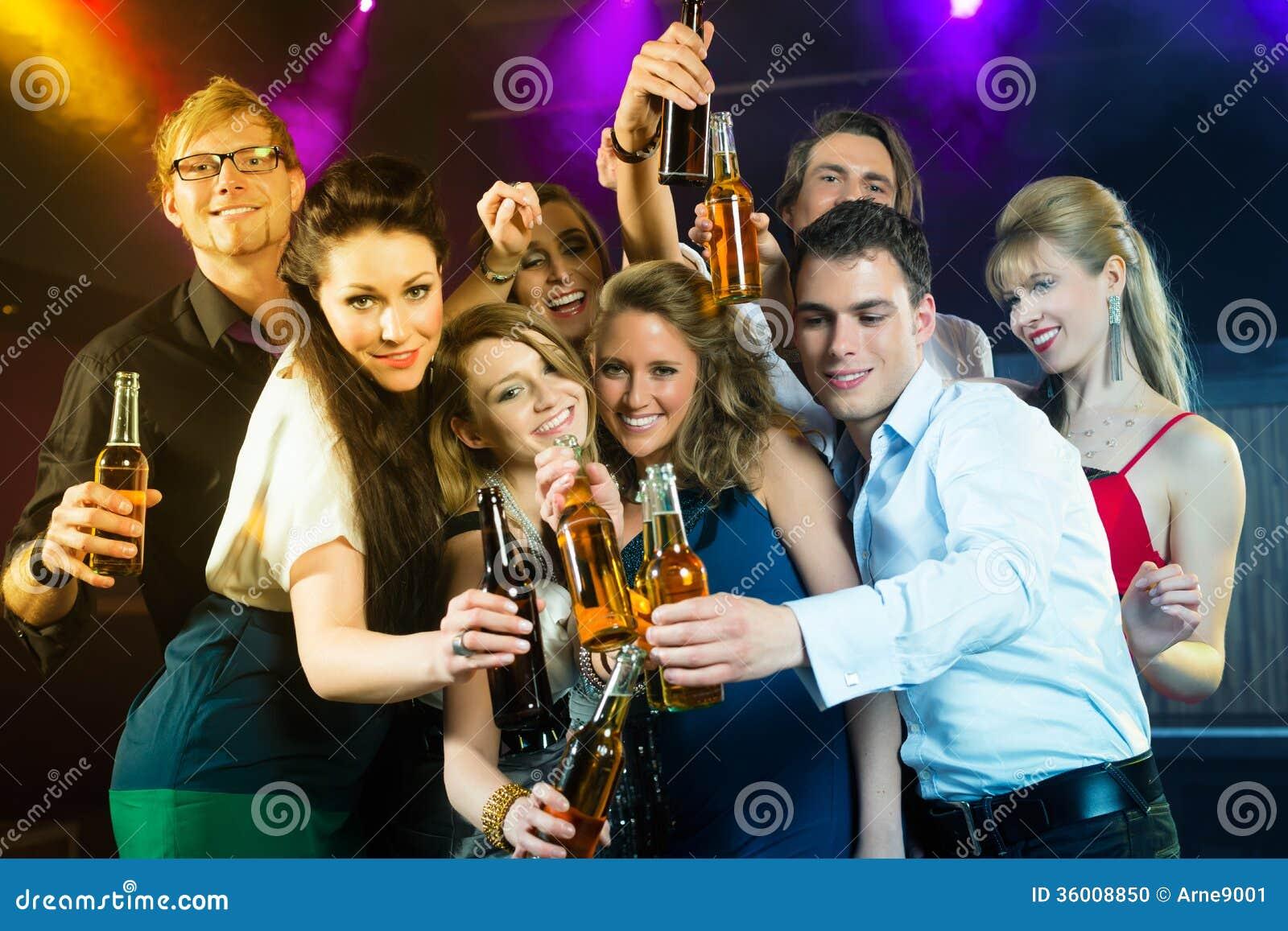 Vendor: vectortoon Type: Clipart Price: 20.00 Source ...  |People Having Fun In A Club